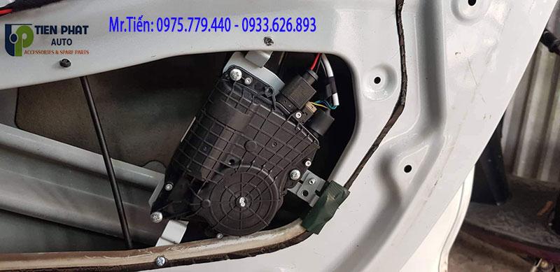 Lên Cửa Hít Tự Động Cho Xe BMW 523i