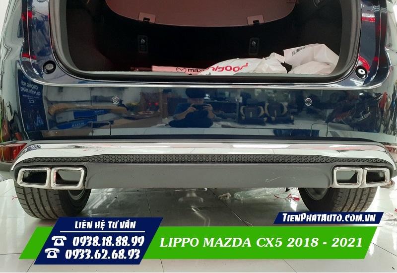 Độ Lippo Mazda CX5 2018 - 2021