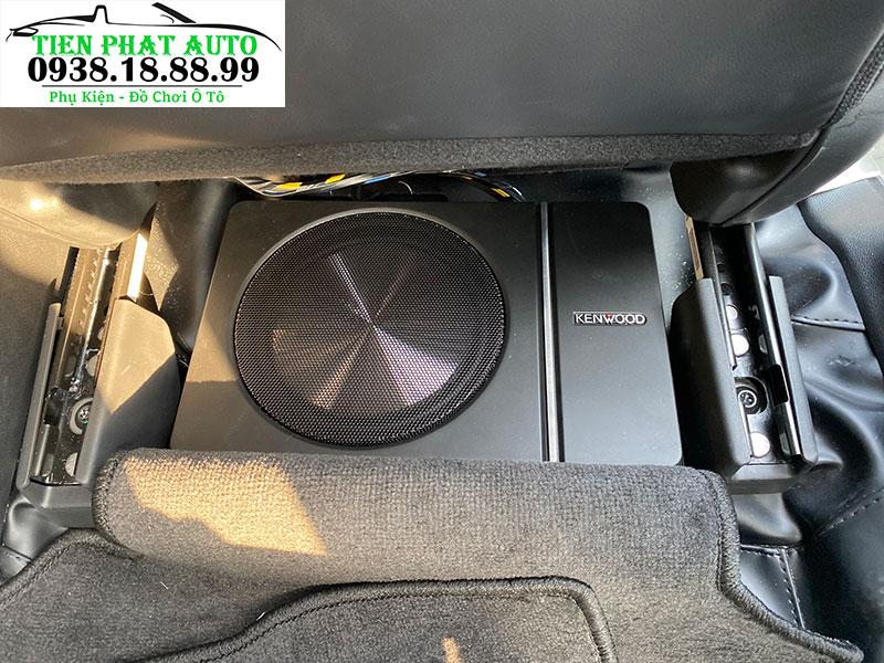 Loa Sub Kenwood KSC-PSW8 Cho Hyundai Tucson