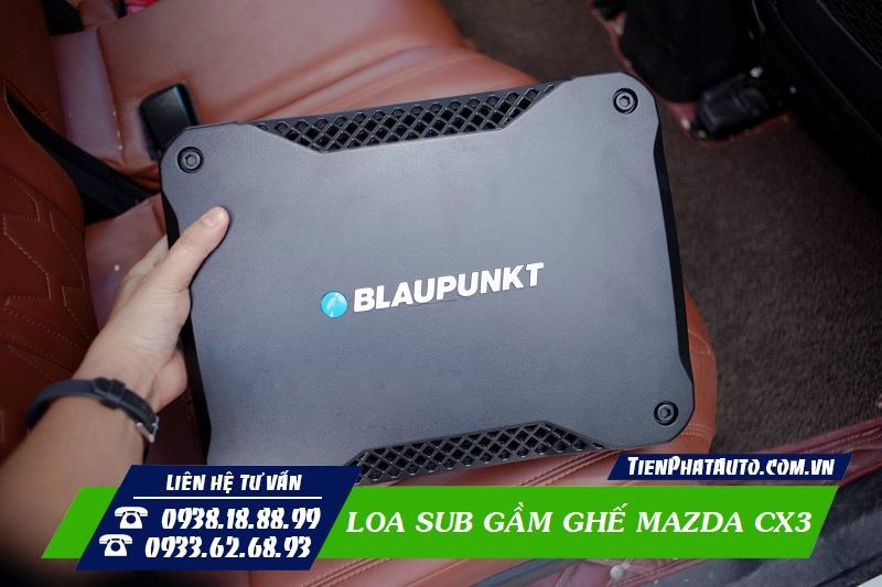 Loa Sub Gầm Ghế MAZDA CX3
