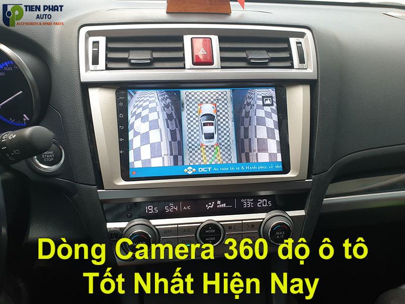 Tại Sao Camera 360 DCT Là Camera Ô Tô Tốt Nhất Hiện Nay?