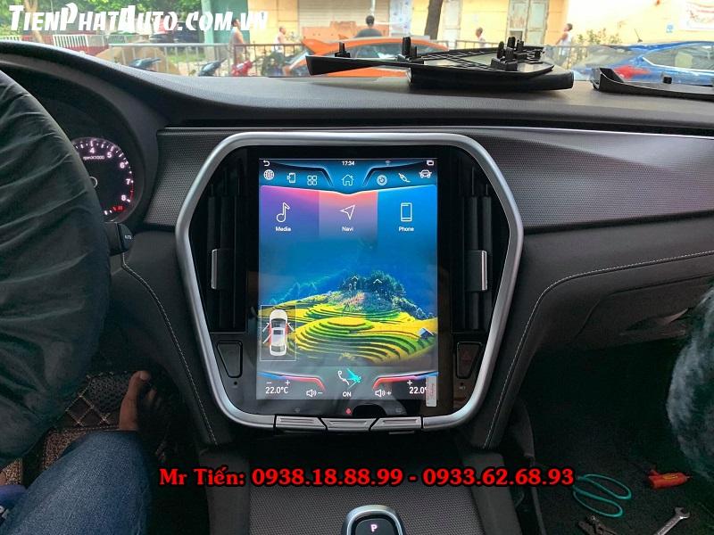Màn Hình Android Bravigo Cho Xe Vinfast Lux SA