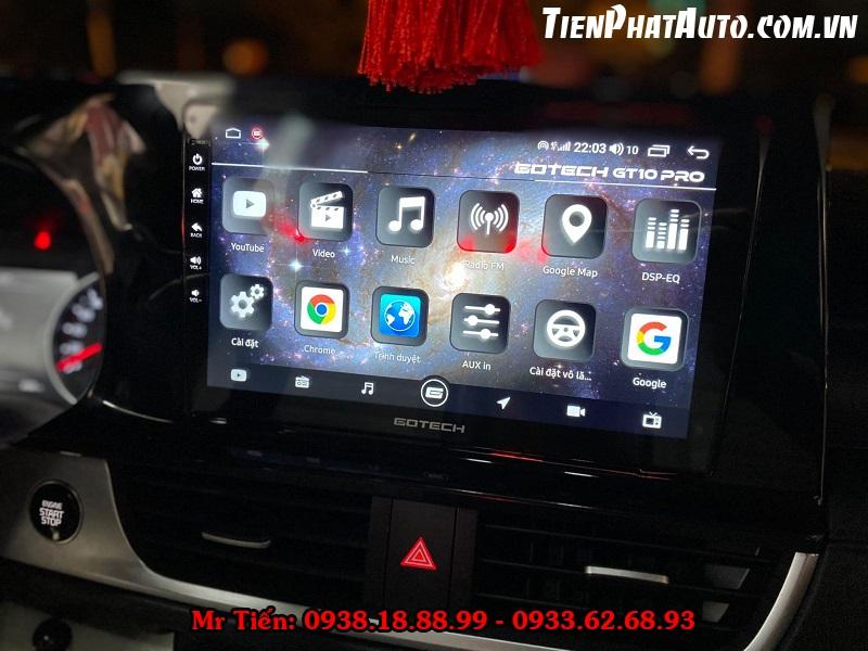 Màn Hình Android Cho Xe Kia Seltos