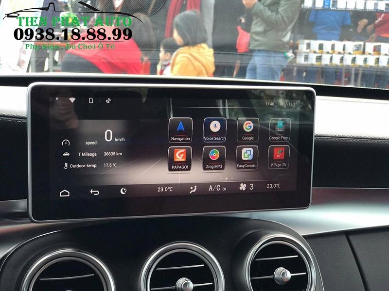 Màn Hình Android Cho Xe Mercedes GLK X204 2009 - 2012
