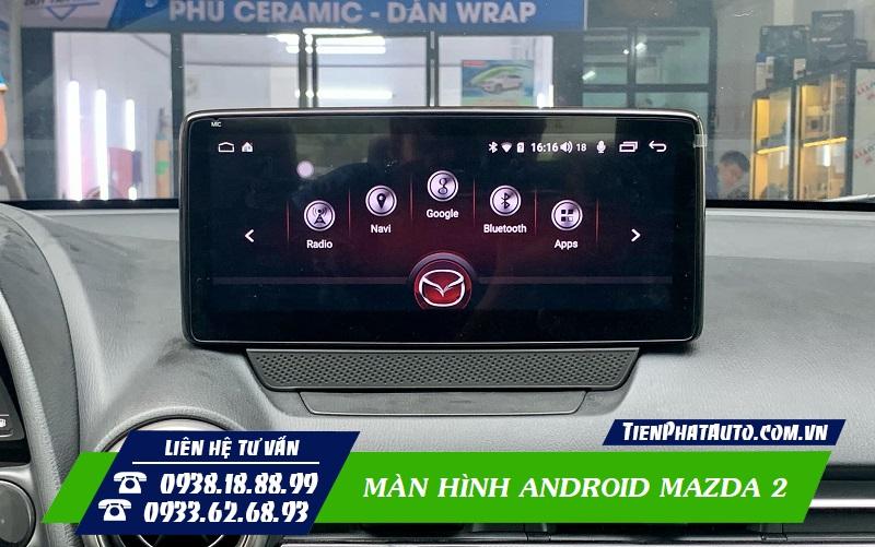 Màn Hình Android Mazda 2 2021