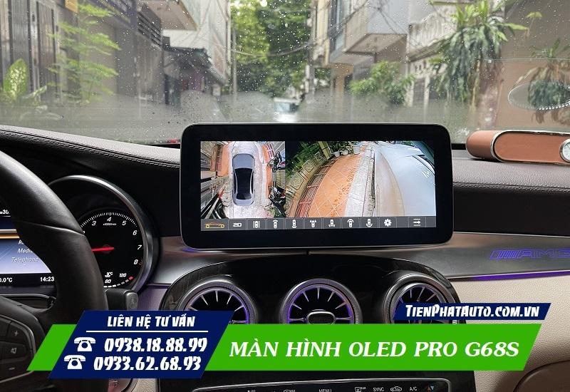 Màn Hình Android OLED Pro G68S