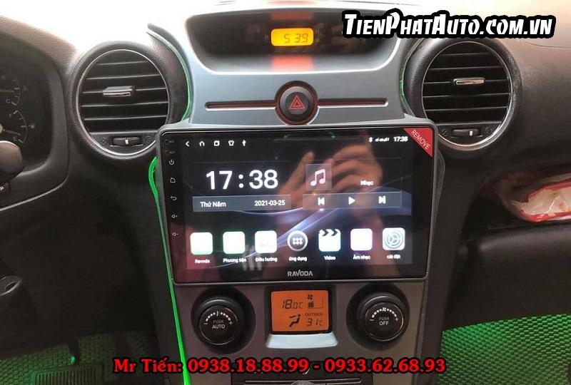 Màn Hình Android Ravoda R6