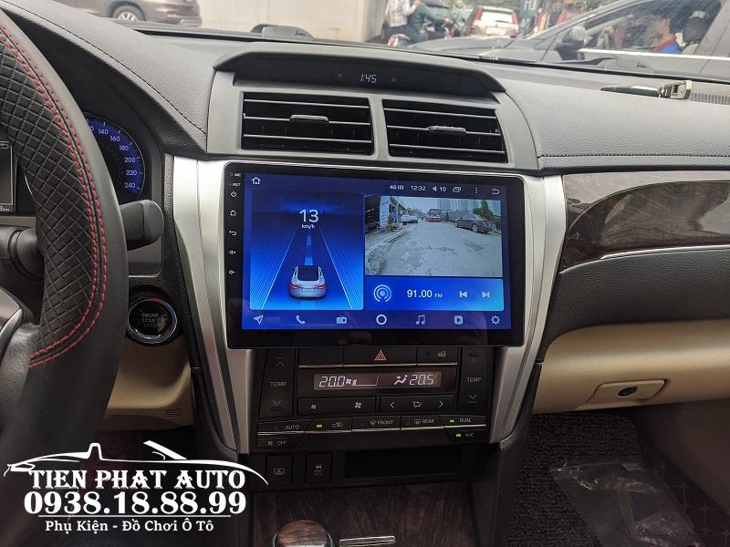 Màn Hình Android Teyes CC2 Cao Cấp Cho Xe Toyota Camry