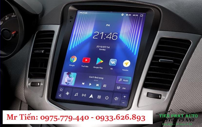 Màn Hình Android Teyes Tpro Cho Honda Civic