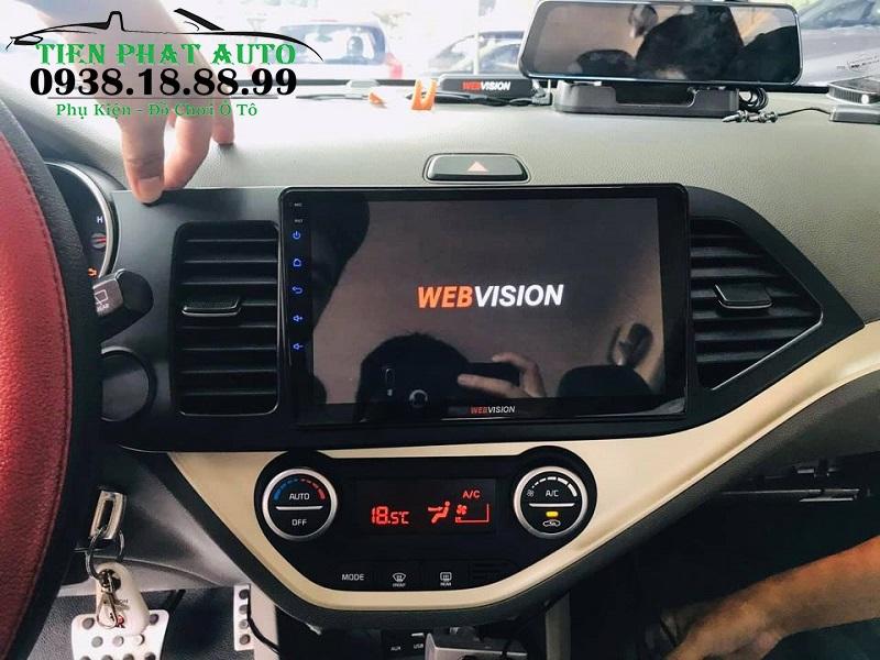 Màn Hình Android Webvision X8