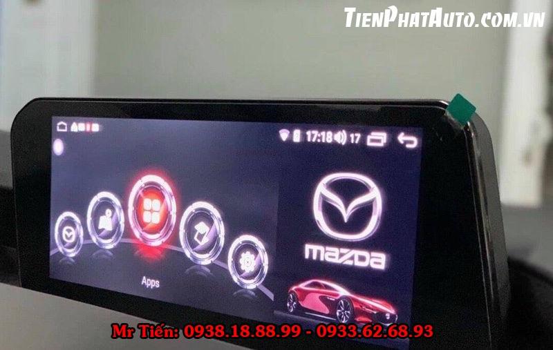 Màn Hình Android Xe Mazda 3 2021