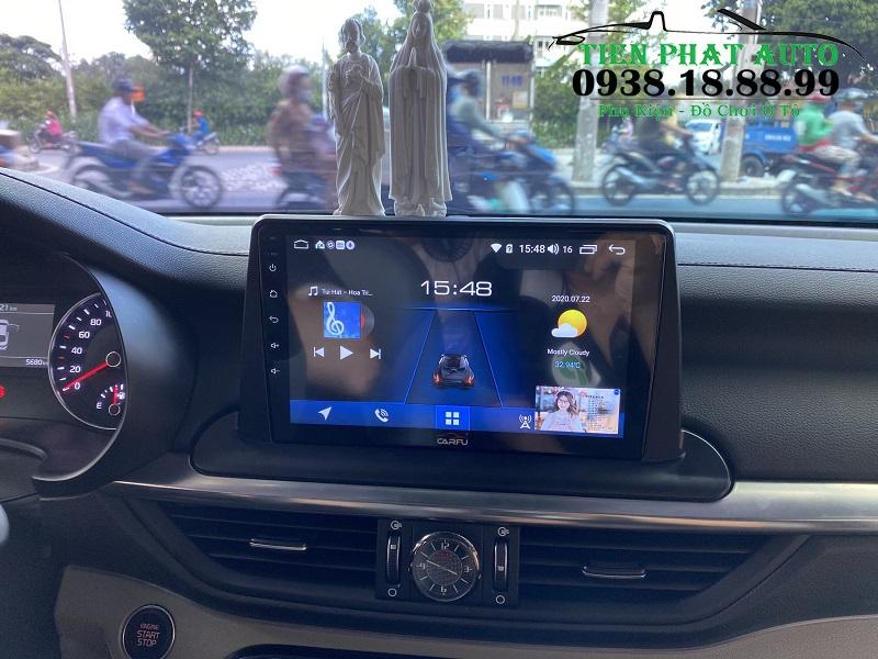 Màn Hình DVD Android Carfu Chip 8 Nhân Giá Rẻ Nhất