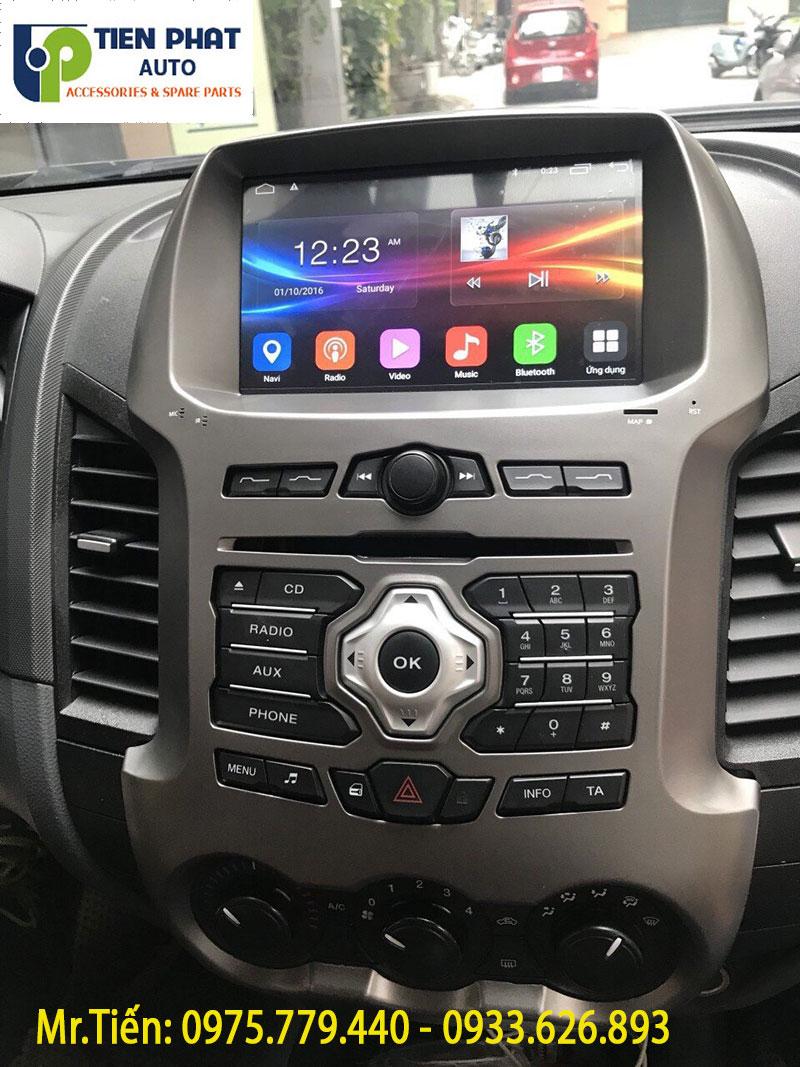 Màn Hình DVD Android Chất Lượng Tốt Nhất Cho Xe Ford Ranger Tại Quận Tân Bình