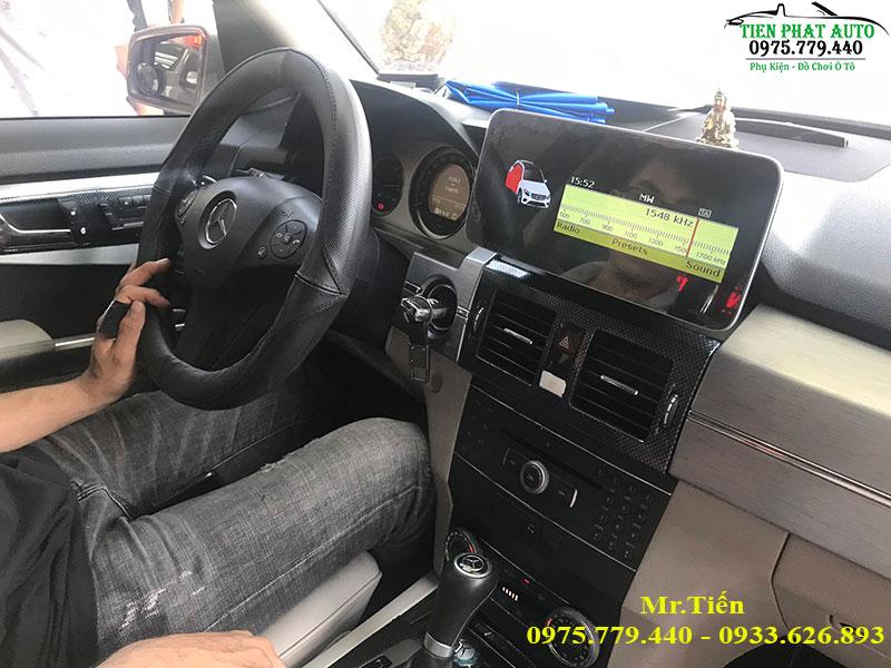 Màn Hình DVD Android Cho Mercedes GLK 2009