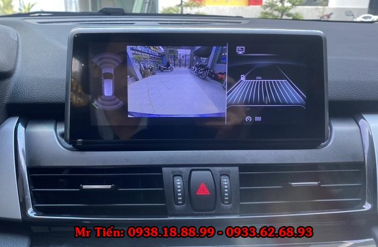 Màn Hình DVD Android Cho Xe BMW 218i