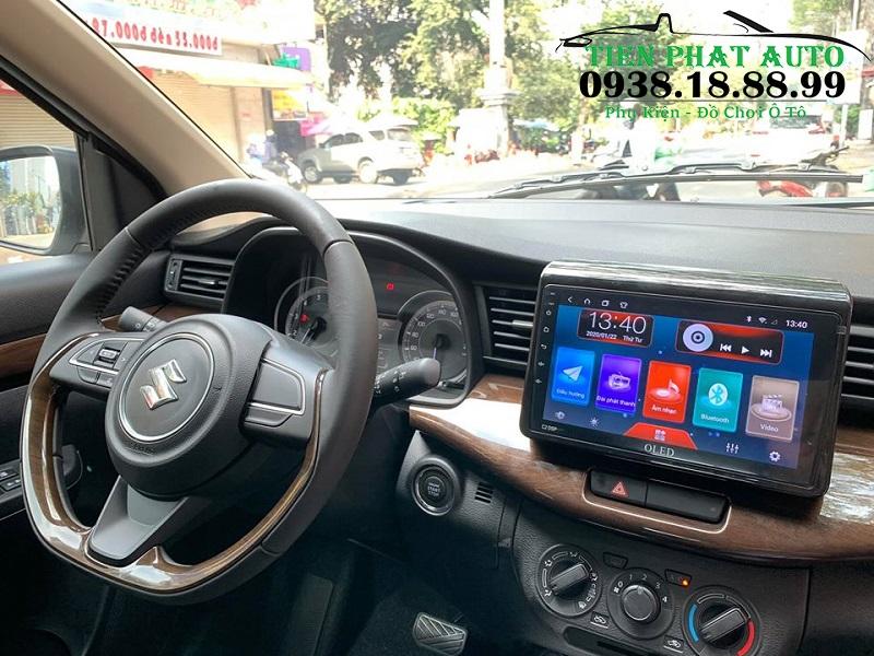 Màn Hình DVD Android Oled Cho Xe Suzuki XL7