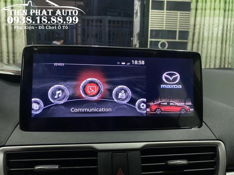 Màn Hình DVD Android OLED Pro S500 Cho Xe Mazda 3