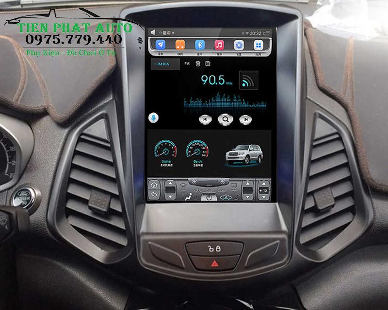 Màn Hình DVD Android Tesla Cho Ford Ecosport
