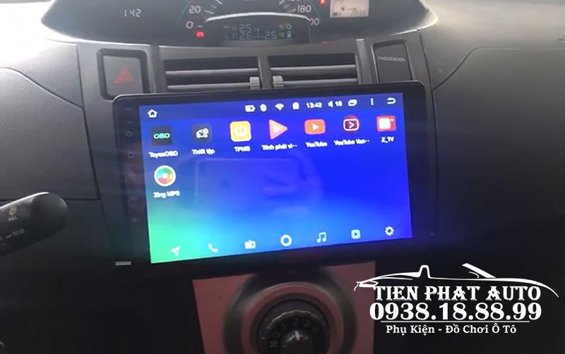Màn Hình DVD Android Teyes CC1 Cho Toyota Yaris