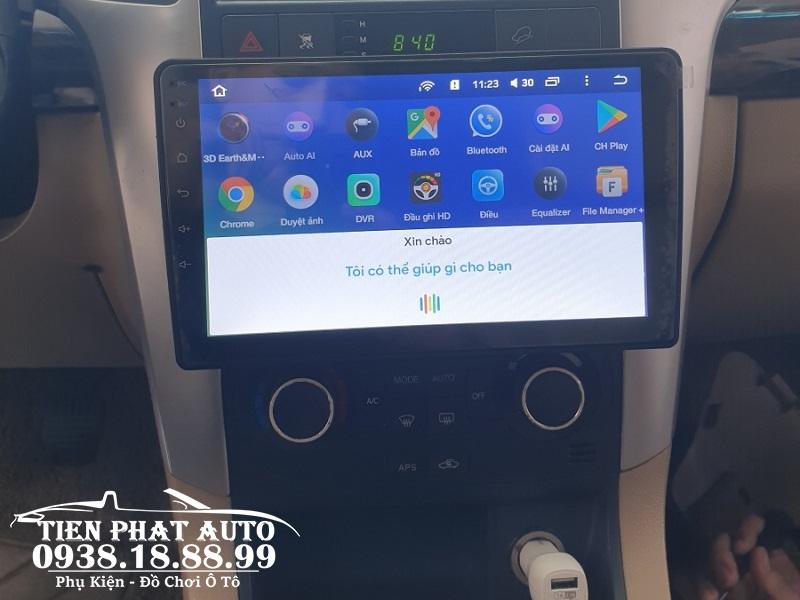 Màn Hình DVD Android Teyes CC1 Cho Xe Chevrolet Captiva
