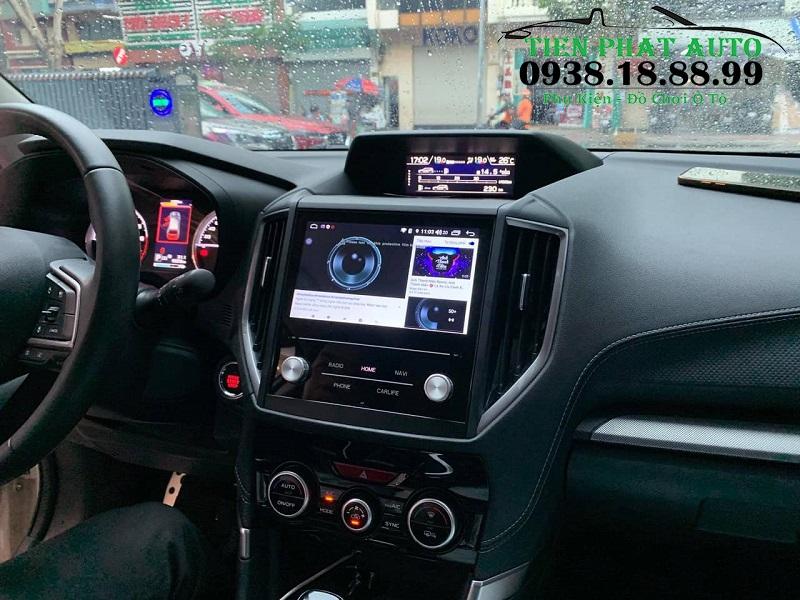 Màn Hình DVD Android Winca Cho Xe Subaru Forester