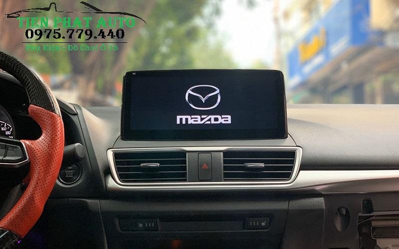 Màn Hình Ô Tô DVD Android Theo Xe Mazda