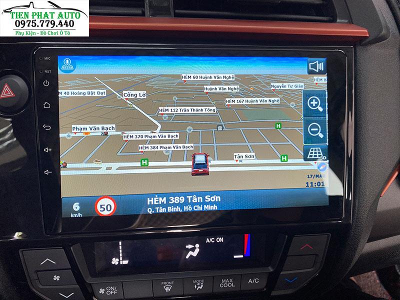 Màn Hình DVD Teyes CC1 Cho Honda Brio