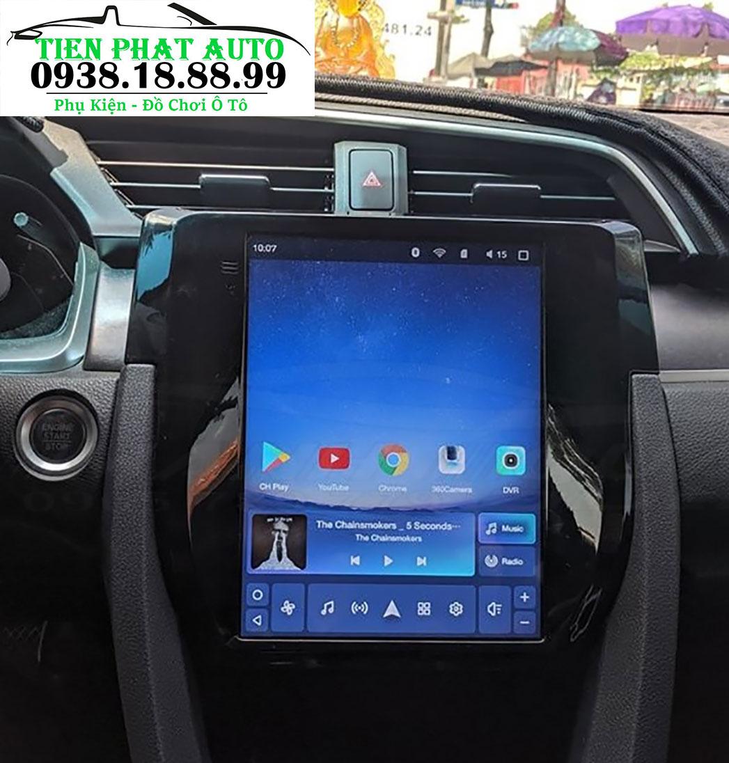 Màn Hình Android Teyes Tpro Cho Ford Ecosport