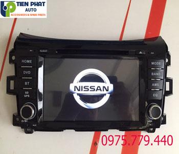 Màn Hình DVD Xe Ôtô Xe Nissan Navara Np-300 2015 Uy TÍn