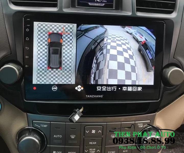 Màn Hình Liền Camera 360 DCT 1S Có Cổng HDMI