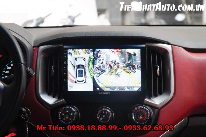 Màn Hình Liền Camera 360 Gotech GT360 Plus