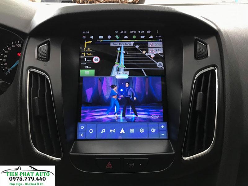 Màn Hình Teyes Tpro Cho Ford Focus 2018