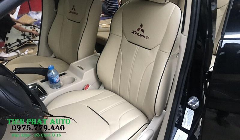 May Bọc Ghế Da Cho Mitsubishi Xpander Chất Lượng