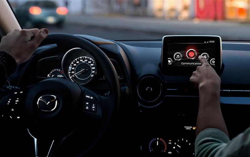 Mazda VN Shop TPHCM Chuyên Tính Năng Ẩn Dòng Xe Mazda