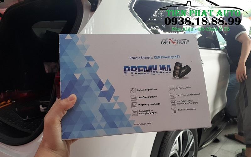 Mykey Premium Cho Xe Santafe 2019 - 2020