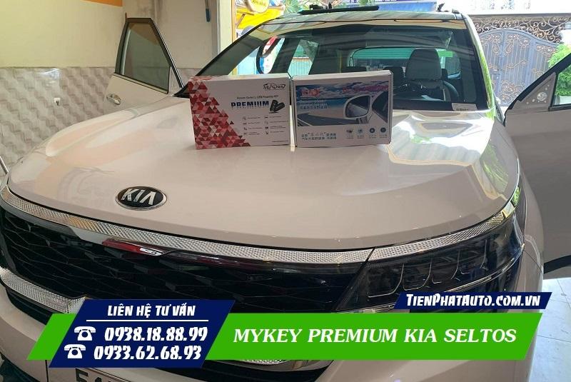 Mykey Premium Đề Nổ Từ Xa Kia Seltos