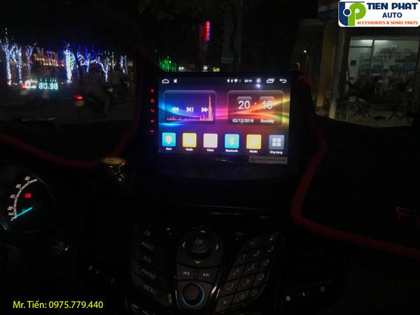 Màn Hình Ô Tô DVD Ownice Cho Ford Fiesta 2012 - 2018