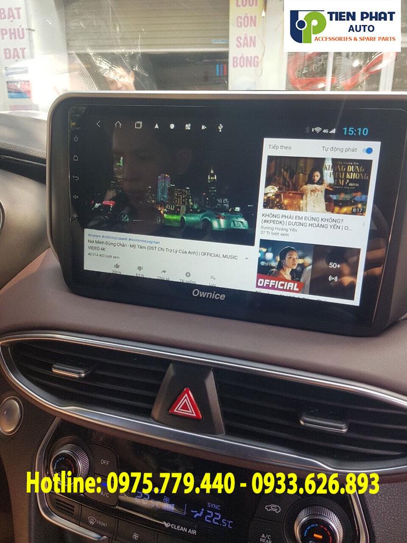 Chuyên Cung Cấp Đồ Chơi Ô Tô Cho Hyundai Santafe 2019 Uy Tín