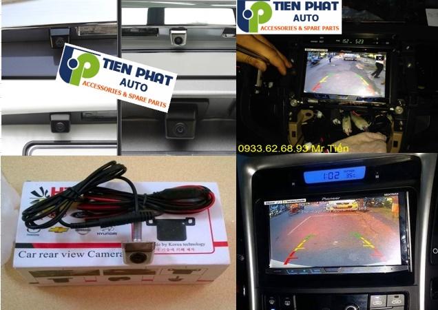 Tại sao nên lắp camera lùi cho ô tô tại Auto Tiến Phát