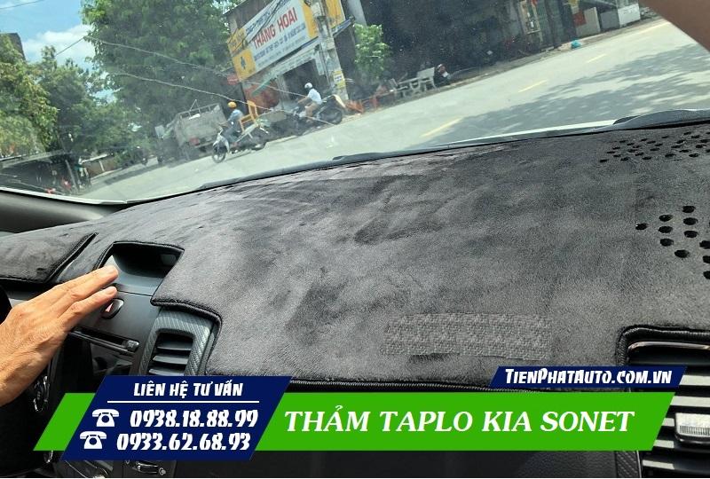 Thảm Taplo Kia Sonet