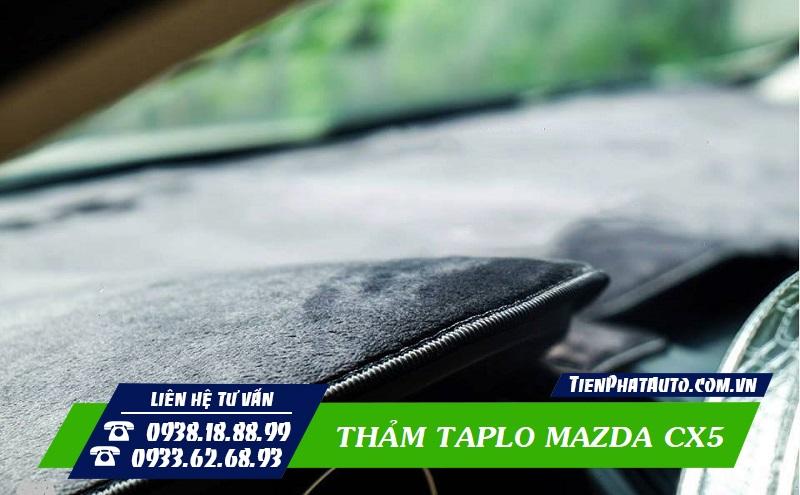 Thảm Taplo Mazda CX5