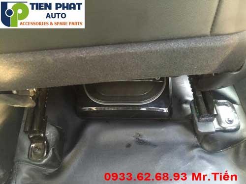 Tìm hiểu quy trình lắp loa sub cho xe ô tô tại Auto Tiến Phát