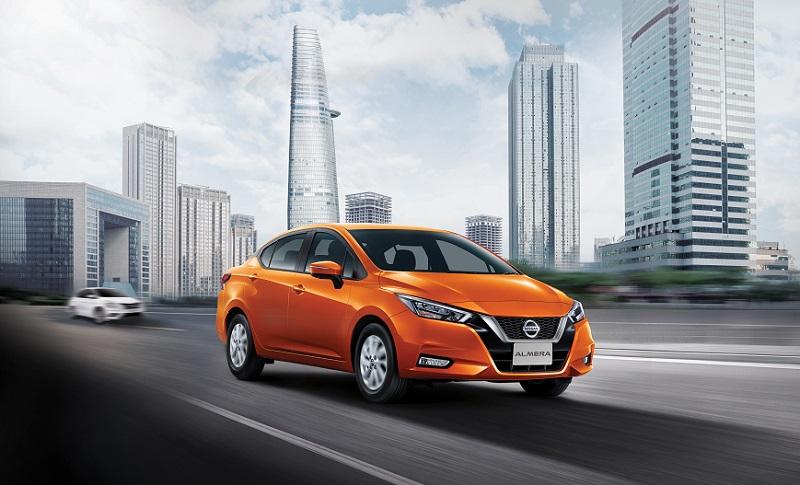 Tổng Hợp Phụ Kiện Đồ Chơi Cho Xe Nissan Almera 2021
