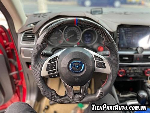 Vô Lăng Cacbon Mazda CX5