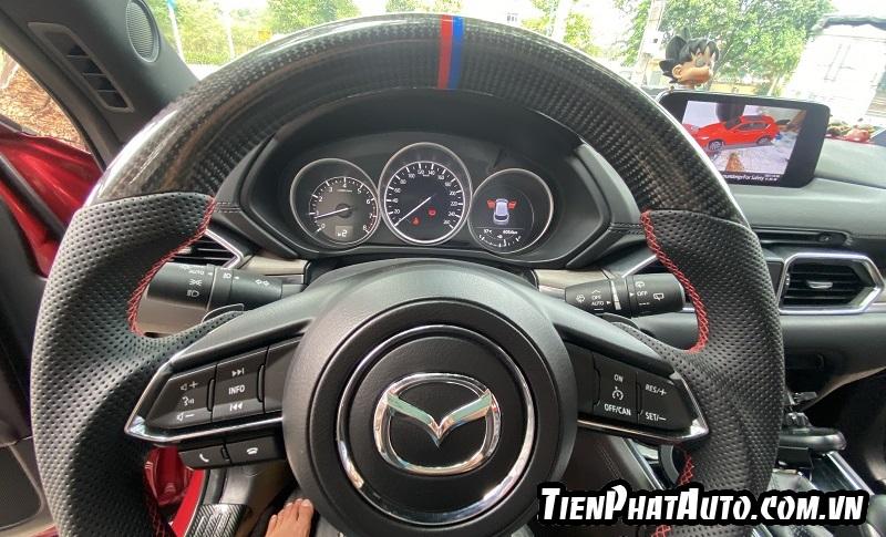 Vô Lăng Cacbon Mazda CX8